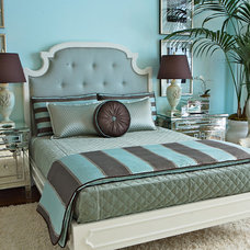 Eclectic Bedroom by Grace Home Furnishings