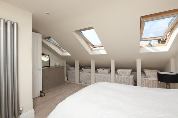 Create A Place For Everything In A Loft Conversion