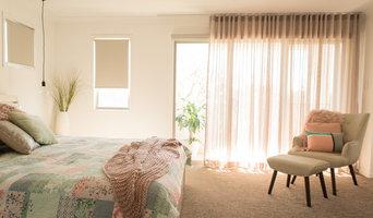 Graceville House - Custom Curtains