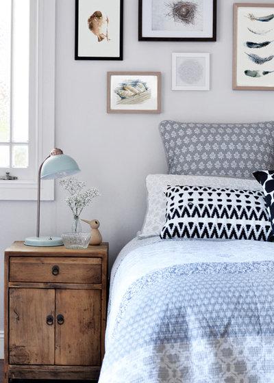 Skandinavisch Schlafzimmer By Greenwoodu0027s Home