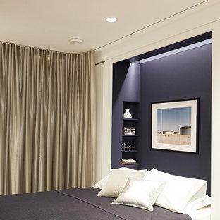Chambre mansardée ou avec mezzanine moderne : Photos et idées déco ...