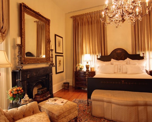 Elegant bedroom ideas houzz for Elegant bedroom designs