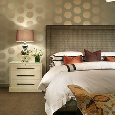 Contemporary Bedroom by Shields & Company Interiors