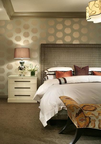 Contemporary Bedroom by Shields & Company Interiors