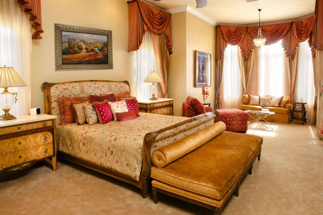 Traditional Bedroom by Weiss Design Group, Inc.