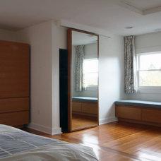 Modern Bedroom by Hammer & Hand