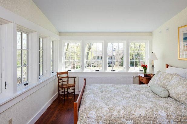 Farmhouse Bedroom by Platt Builders