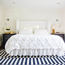 Traditional Bedroom by White + Gold Design