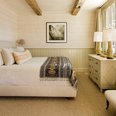 Rustic Bedroom by Jett Thompson Antiques & Interiors