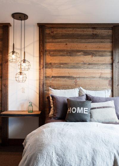 Rustikal Schlafzimmer by Kat Alves Photography