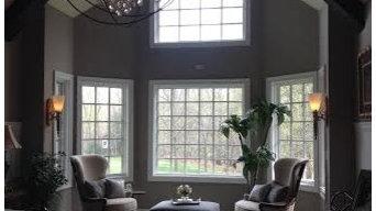 Great Falls VA-Master Bedroom Retreat