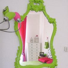 Eclectic Bedroom by Groovy Elisa