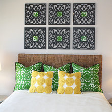 Turn Your Leftover Fabric Into Framed Art