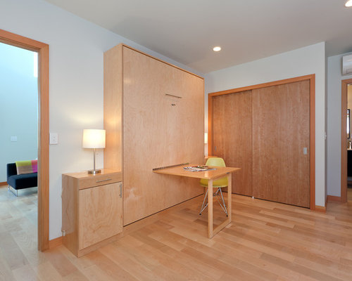 Murphy bed desk houzz - Searching for a contemporary murphy beds ...