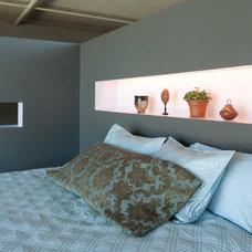 Contemporary Bedroom by Clockwork