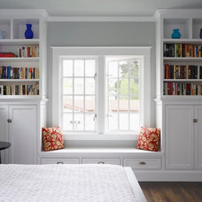 Traditional Bedroom by greenstreetblog.blogspot.com