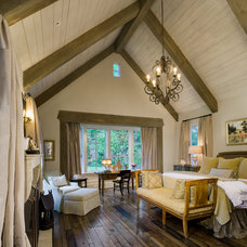 Traditional Bedroom by Texas Fine Home Builders