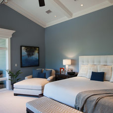 Traditional Bedroom by Key Residential