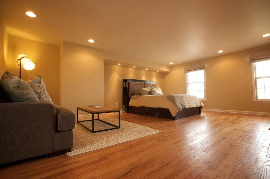 Greenbrier Modern Bedroom and Ensuite