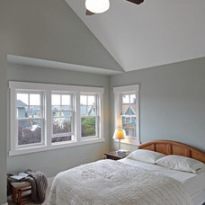 Craftsman Bedroom by First Lamp