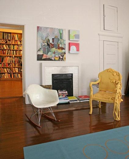 Contemporary Bedroom by Coggan + Crawford Architecture + Design