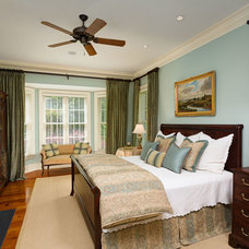 Traditional Bedroom by Dullea and Associates Inc.