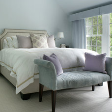 Traditional Bedroom by Valerie Grant Interiors