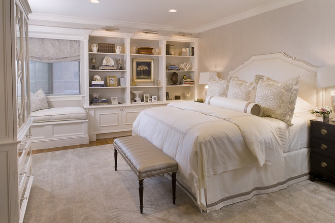 Traditional Bedroom by Tiffany Eastman Interiors, LLC
