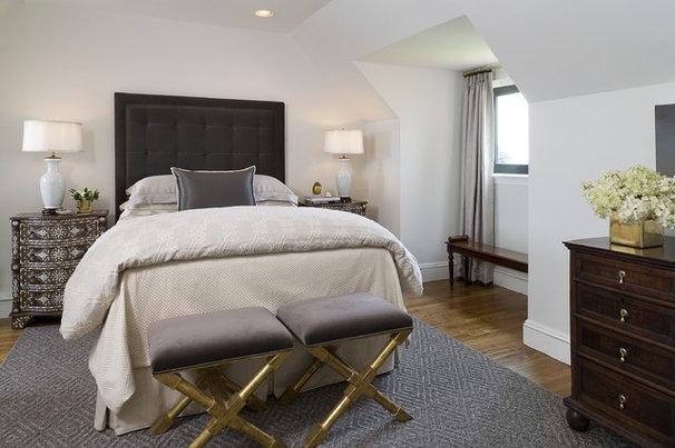 Transitional Bedroom by Tiffany Eastman Interiors, LLC