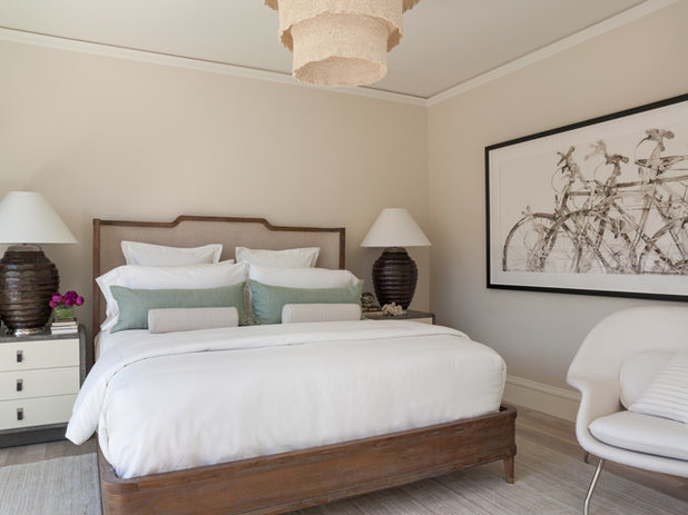 Contemporary Bedroom By Jeff Schlarb Design