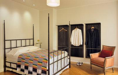 9 Ways to Avoid a 'Floordrobe' in Your Bedroom