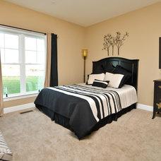 Craftsman Bedroom by Beracah Homes