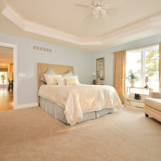 Craftsman Bedroom by Beracah Homes