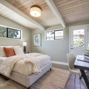 Retro Schlafzimmer in San Francisco