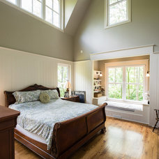 Traditional Bedroom by P. Shea Design