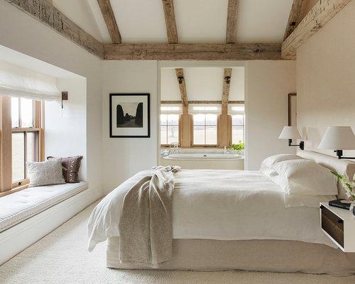 12,906 Farmhouse Bedroom Design Ideas & Remodel Pictures