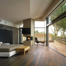 Contemporary Bedroom by Griffin Enright Architects