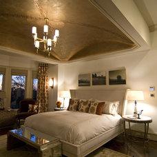 Traditional Bedroom by Kelly Cruz Interiors