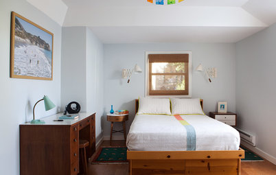 Room of the Day: A Converted Garage Grooves Out in California