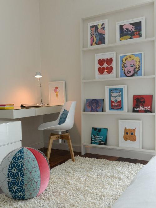 Pop Art Bedroom Ideas And Photos | Houzz
