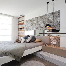 Bedroom by Neslihan Pekcan/Pebbledesign