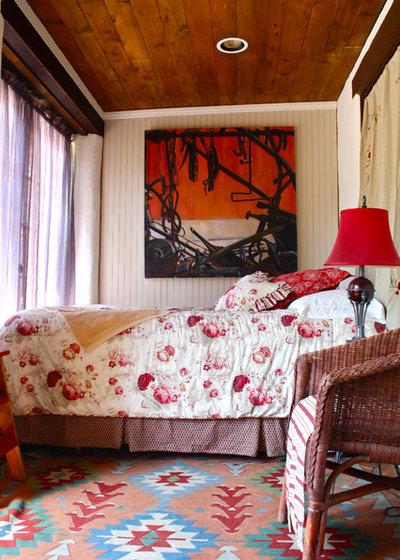 Southwestern Bedroom by Shannon Malone