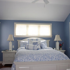 traditional bedroom by Karen Parham - KMP Interiors