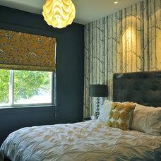 Modern Bedroom by B.Design