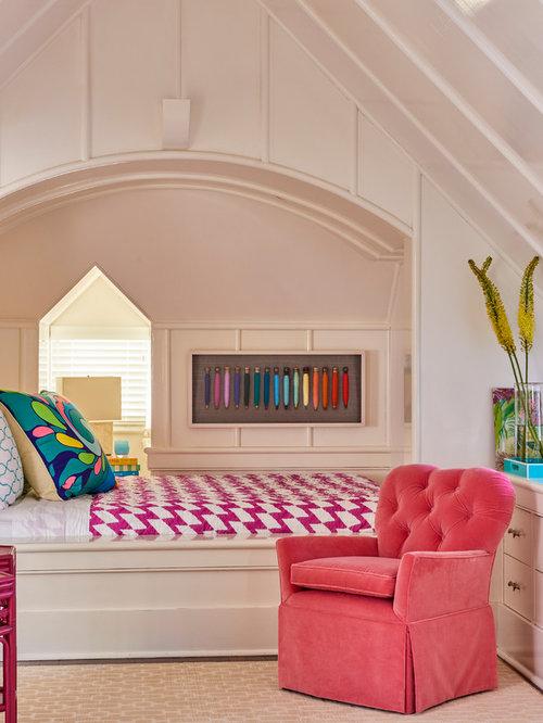 Tr s grande chambre mansard e ou avec mezzanine photos - Chambres mansardees ...