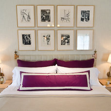 Contemporary Bedroom by Alex Amend Photography