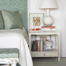 Beach Style Bedroom by Carter Kay Interiors