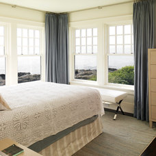 Contemporary Bedroom by Duffy Design Group