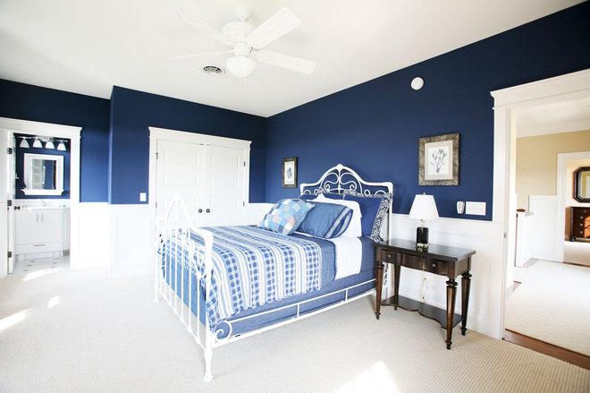 Traditional Bedroom by Echelon Custom Homes