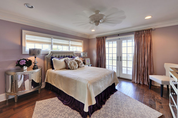 Contemporary Bedroom by Echelon Custom Homes